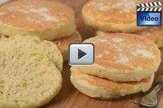 English Muffins - Joyofbaking.com