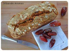Silbando Aromas: Pan dulce de dátiles al azahar