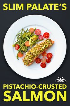 pistachio crusted salmon more carb dinners seafood recipes crusted ...