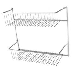 12 in. 2-Tier Storage Rack-8002 at The Home Depot