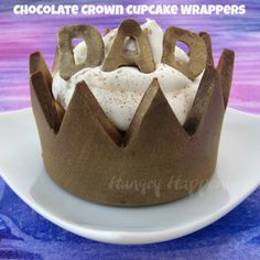 Cupcake Wrappers to Celebrate Dads this Father's Day by HungryHappenings.com