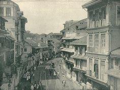 # Mumbai (Bombaim), Índia.  1890.
