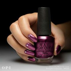 "OPI ""I'm In The Moon for Love"" Starlight Collection"