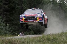 Sebastien Loeb, Citroen, Finland 2012
