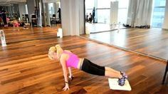 Tracy Anderson Elle Canada 5 Ways to Sculpt your Abs