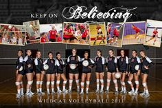 senior picture volleyball poster - Google Search