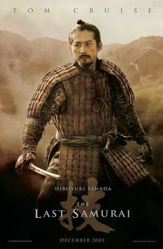 The Last Samurai , starring Tom Cruise, Ken Watanabe, Billy Connolly, William Atherton. An American military advisor embraces the Samurai culture he was hired to destroy after he is captured in battle. Tom Cruise, Flame In The Mist, Samurai Wallpaper, Samurai Artwork, Samurai Drawing, The Last Samurai, Japanese Warrior, Movies And Series, Samurai Tattoo