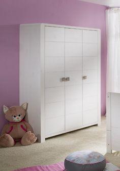 bambi babybett wildeiche trüffel/weiß   babyzimmer ideen   pinterest - Kinderzimmer Weis Massiv