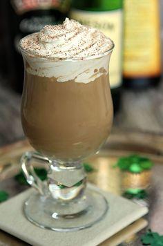 The Nutty Irishman Cocktail.