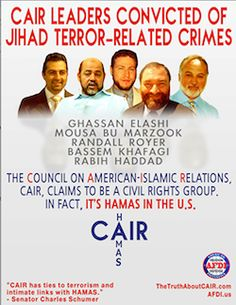 CAIR ecstatic over all the anti-Muslim phone messages coming into the Oklahoma Muslim beheader's mosque | BARE NAKED ISLAM