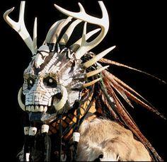 Guardian Mask by Martin Clark Bridge