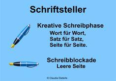 Bild zum Blogeintrag Schreibblockaden auf http://www.tipptrick.com/2013/11/11/claudias-praktischer-ratgeber-blogparade/