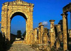 Tyre ruins