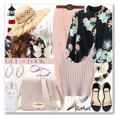 """www.romwe.com-XLIV-2"" by ane-twist ❤ liked on Polyvore featuring DutchCrafters, Home Decorators Collection and romwe"