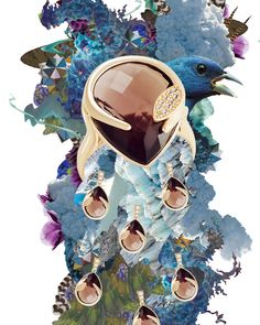 Collages. Jewelry. on Behance
