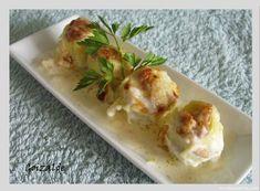 Receta de Alcachofas gratinadas con paté y salsa de nata (Thermomix)
