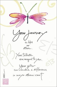 """Dose of Inspiration: Your Journey 