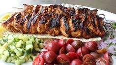 Learn how to make Turkish Chicken Kebabs! Go to http://foodwishes.blogspot.com/2015/07/turkish-chicken-kebabs-expect-more.html for the ingredient amounts, ex...