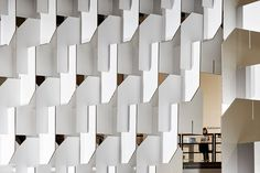 World Architecture Festival exhibition designed by Populous World Architecture Festival, Architecture Design, Visual Merchandising, Eames, Festival London, Uk Retail, Brand Assets, Best Architects, Sari