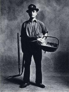 Irving Penn, Small Trades Series