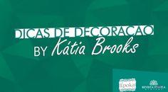 A design de interiores Katia Brooks visitou a Époka Móveis e deu algumas dicas de decoração aproveitando todo o ambiente e produtos da Loja. Confira! Acompanhe na Revista DÁvila as matérias semanais da Époka móveis e também de todos os outros parceiros. http://ift.tt/1UOAUiP (link na bio).