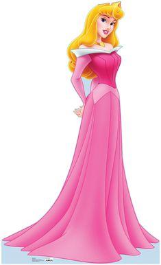 Princess Aurora | Hover or click the image!