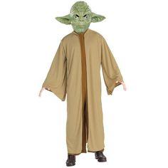 Yoda Costume Adult Standard