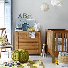 Belle du Brighton - nursery inspiration