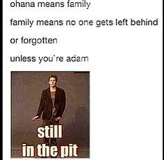 We forgot Adam!