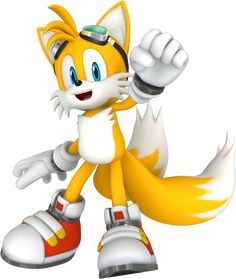 "miles tails prower | Miles ""Tails"" Prower photo TailsSonicFreeRiders-1.png"