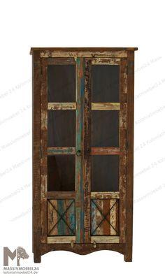 Die besten 25 altholz vitrine ideen auf pinterest for Vitrine indisch