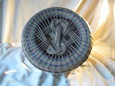 Мастер-класс Поделка изделие Плетение Мастер класс  Ажурные крышки Трубочки бумажные фото 1