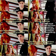 Season 1 Episode 12: Alec and Clary
