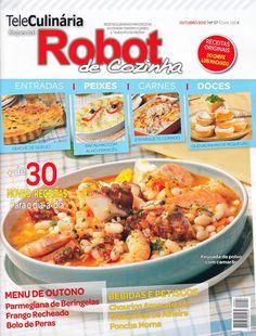TeleCulinária Robot de Cozinha Nº 57 - Outubro 2012