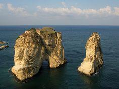 Raouche - Beirut | Insolit Viajes