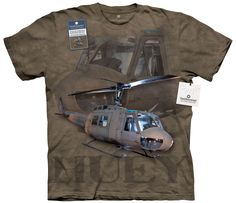 Army Huey Helicopter