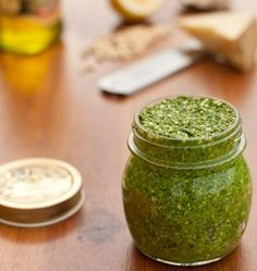Considering the large quantity of kale that I consume, I wonder how I didn't think of this: Kale Pesto #recipe (food52)