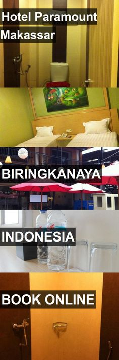 Hotel Paramount Makassar in Biringkanaya, Indonesia. For more information, photos, reviews and best prices please follow the link. #Indonesia #Biringkanaya #travel #vacation #hotel