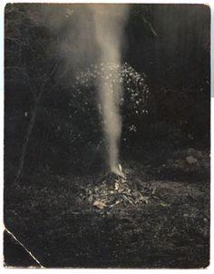 """Masao Yamamoto (Japanese, b. 1957). Untitled #350 (from a """"Box of Ku""""). 1995. Gelatin silver print."""