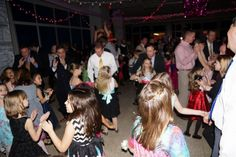 The Nash County Parks and Recreation Department sponsored the annual Daddy-Daughter Dance on Feb. 7 at the Nash County Agriculture Center in Nashville.