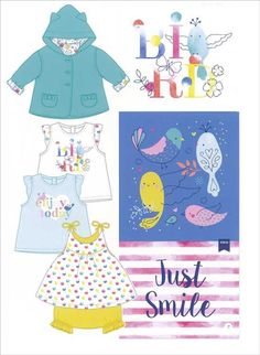 Future Perfekt Babywear Trend Book S/S 2017