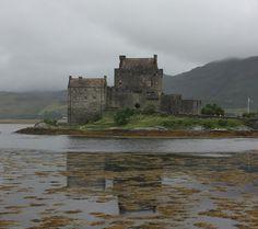 ¿ Sabías qué el castillo más hermoso de Escocia es el Eilean Donan?