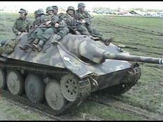 Hetzer on the Move Ww2 Pictures, Ww2 Photos, Ww2 Uniforms, Military Armor, Tank Destroyer, Ww2 Tanks, Battle Tank, World Of Tanks, Military Equipment