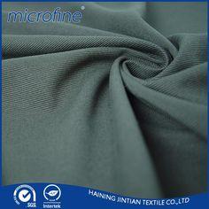 Ployester tricot fabric for garment
