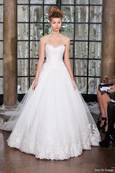 Ines Di Santo Fall/Winter 2015 Wedding Dresses — Couture Bridal Collection | Wedding Inspirasi