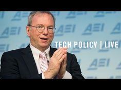 Eric Schmidt: Technology and the case for optimism | LIVE STREAM - (More Info on: http://LIFEWAYSVILLAGE.COM/videos/eric-schmidt-technology-and-the-case-for-optimism-live-stream/)
