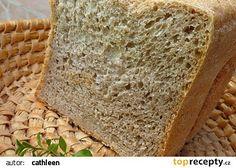 Grahamový chléb (60% grahamu) recept - TopRecepty.cz