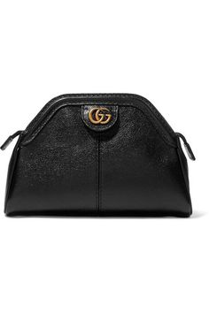 Gucci   Re(Belle) textured-leather clutch   NET-A-PORTER.COM