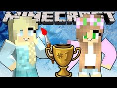 Minecraft - Little Kelly Adventures : GETTING READY FOR THE PRINCESS SLEEPOVER! - YouTube