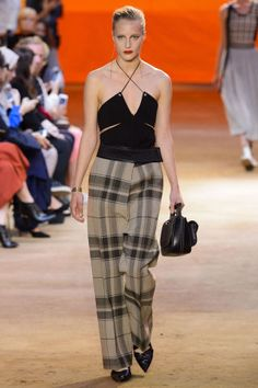 Celine Spring 2016. See all the best runway looks from Paris Fashion Week here: